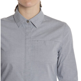 Giro Mobility Shirt LS Women china blue